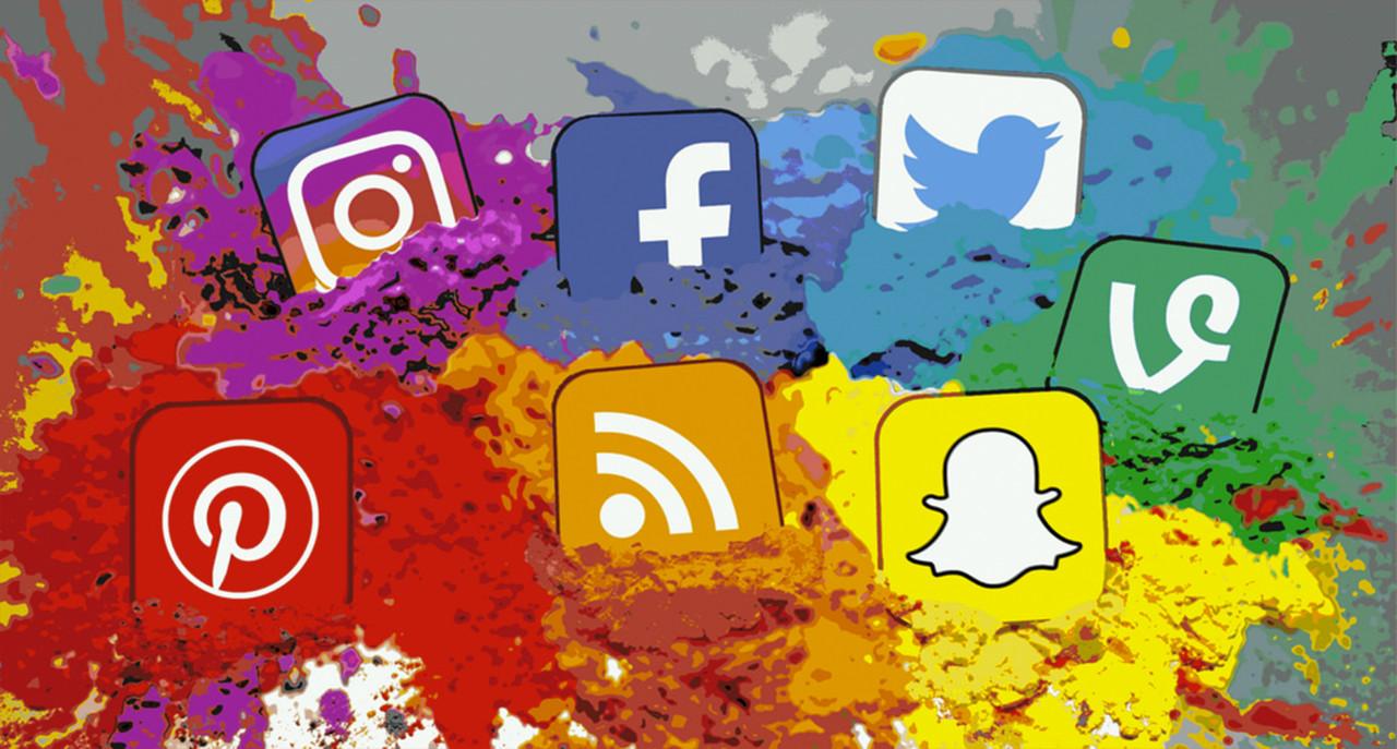 Dynamiska inlägg på sociala medier