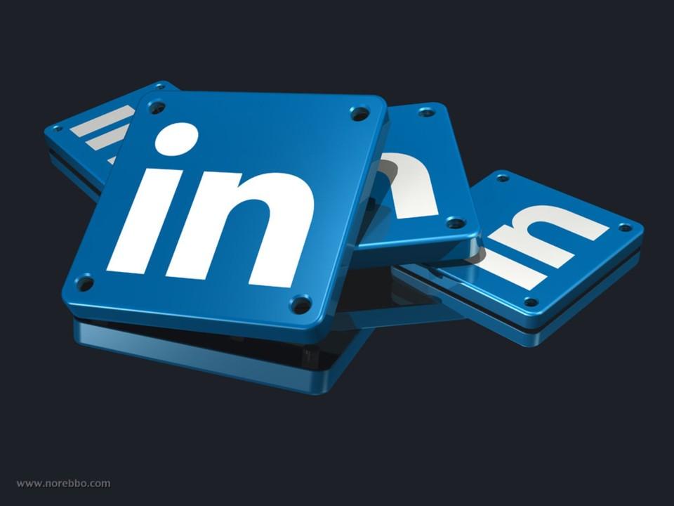 Optimera LinkedIn företagssida